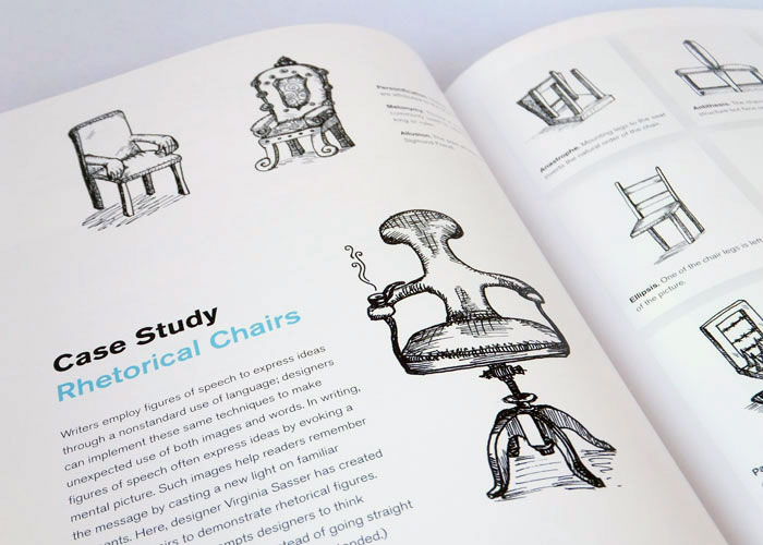 Graphic Design Thinking Rhetorical Chairs